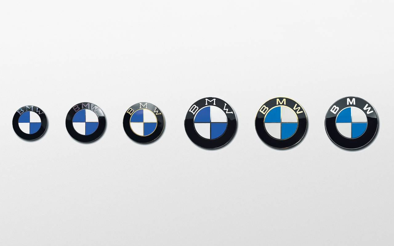 BMW: Logo-Historie