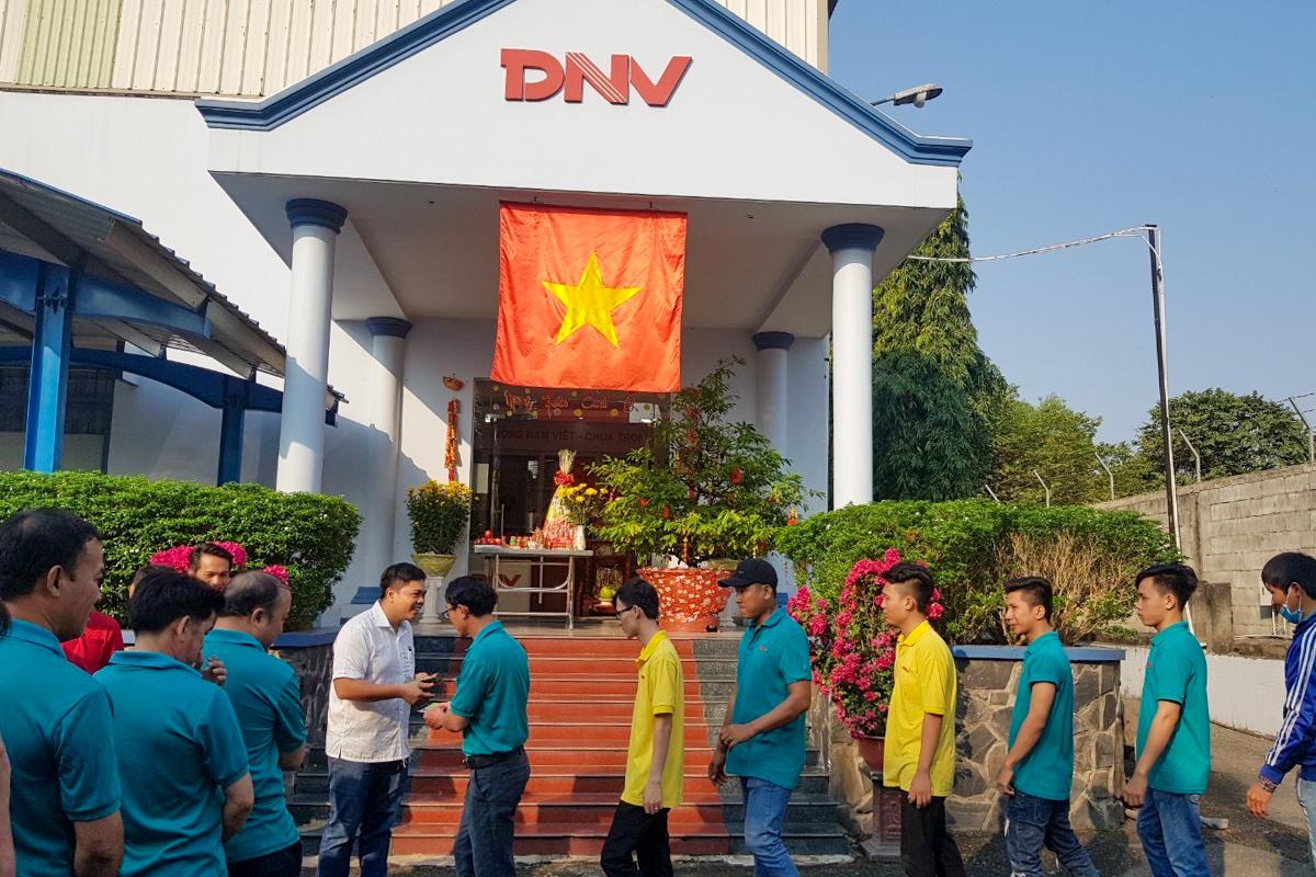 Dong Nam Viet Packaging