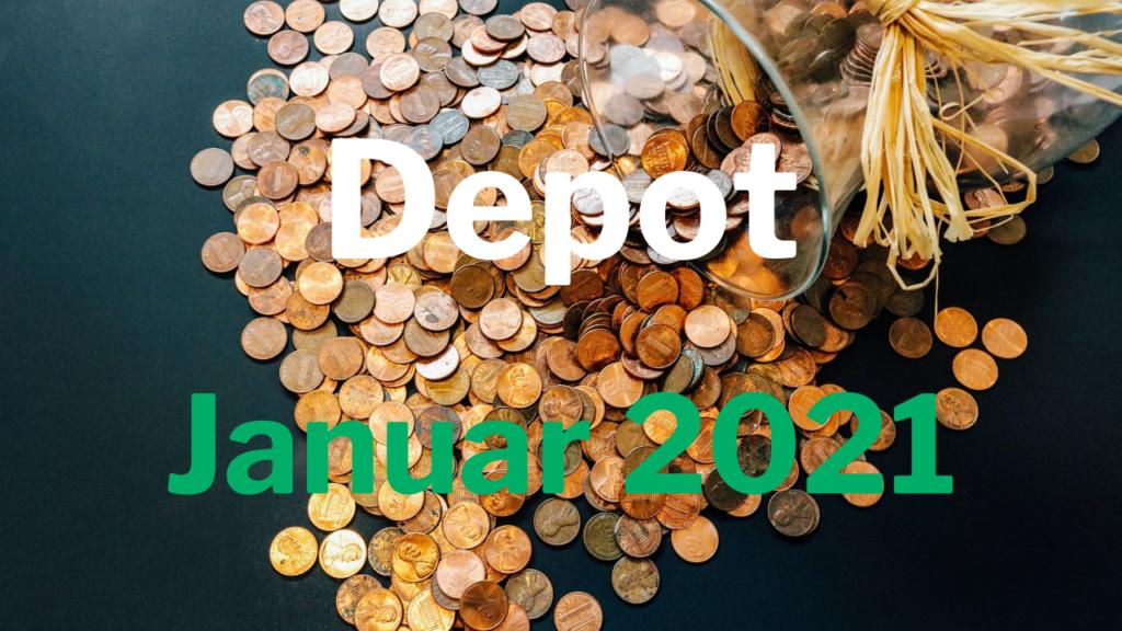 Depot Januar 2021