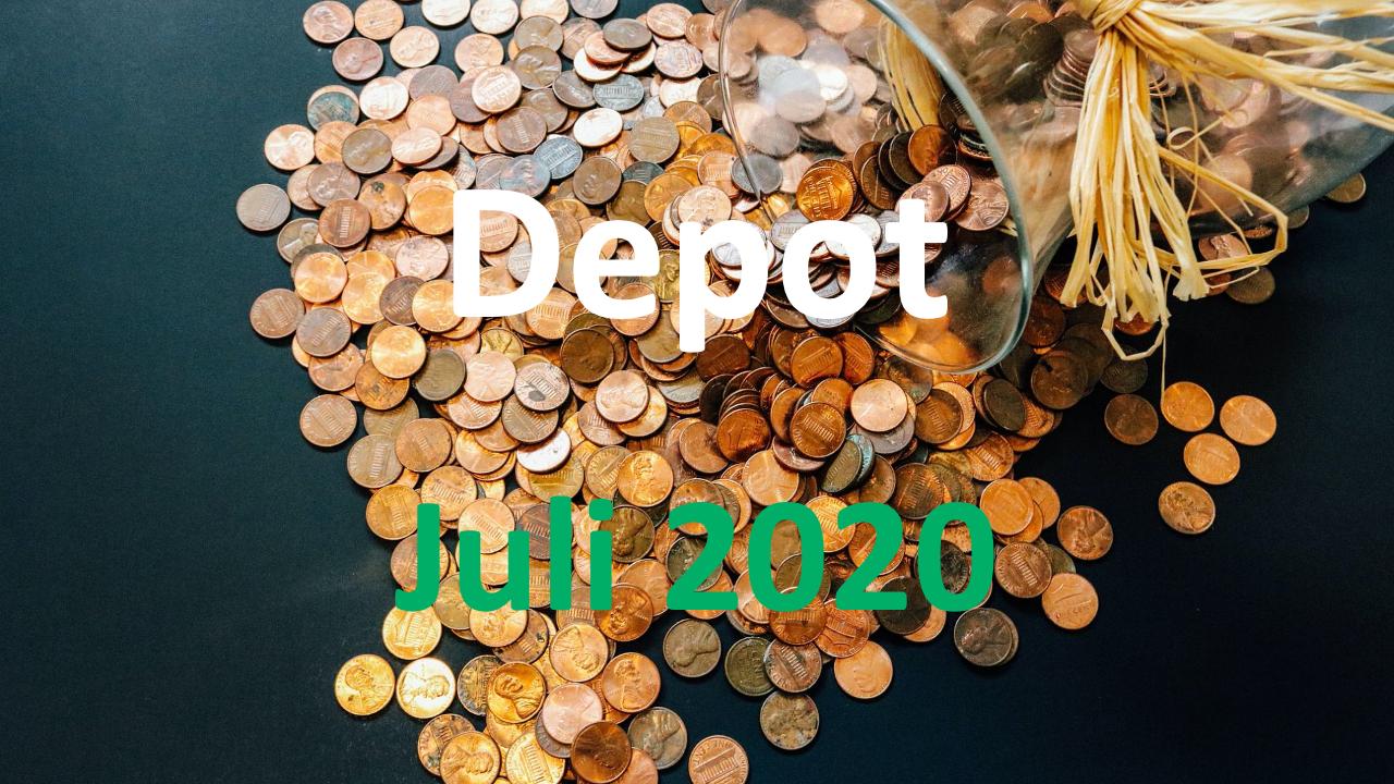 Depot Juli 2020