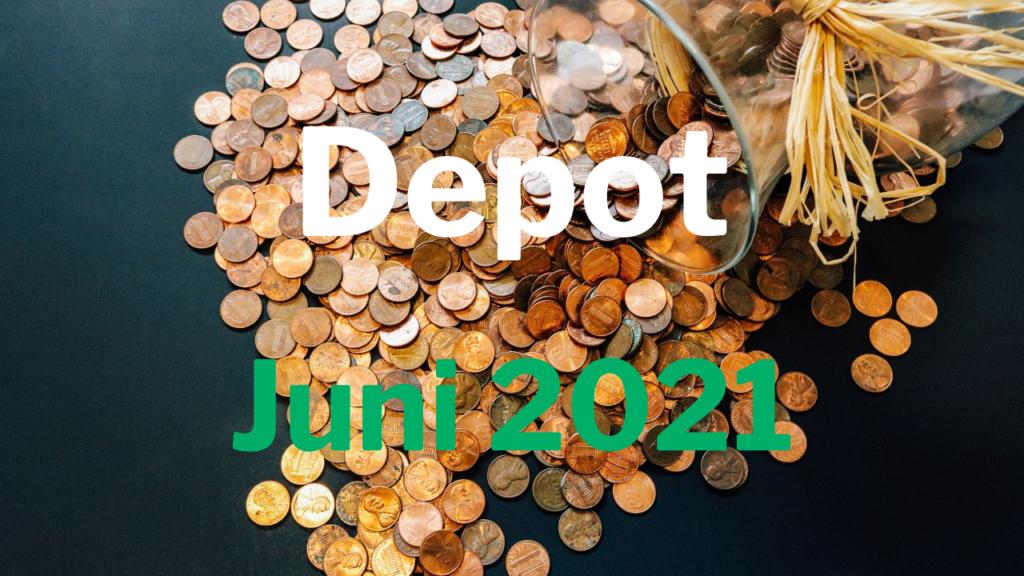 Depot Juni 2021