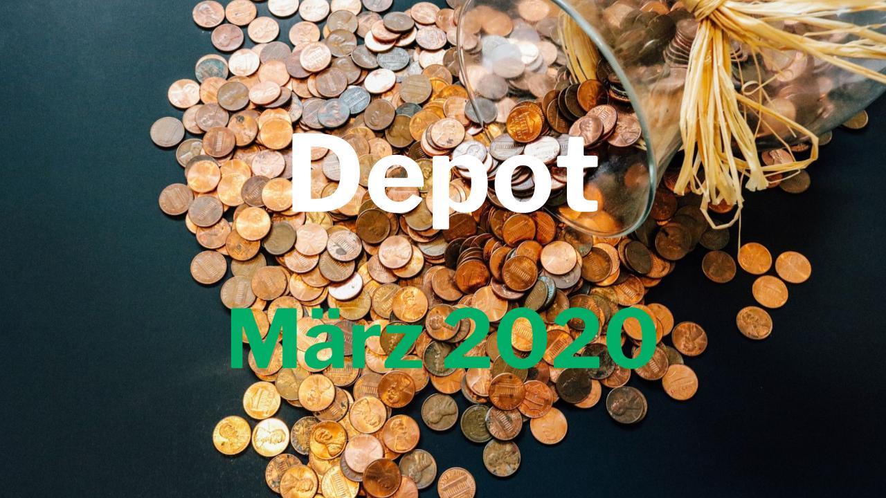Depot März 2020