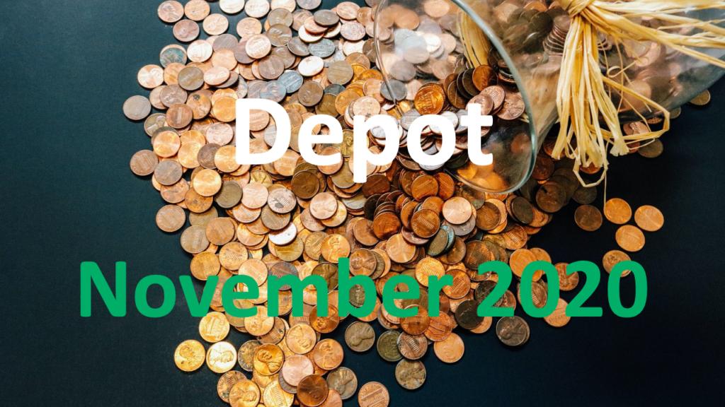 Depot November 2020