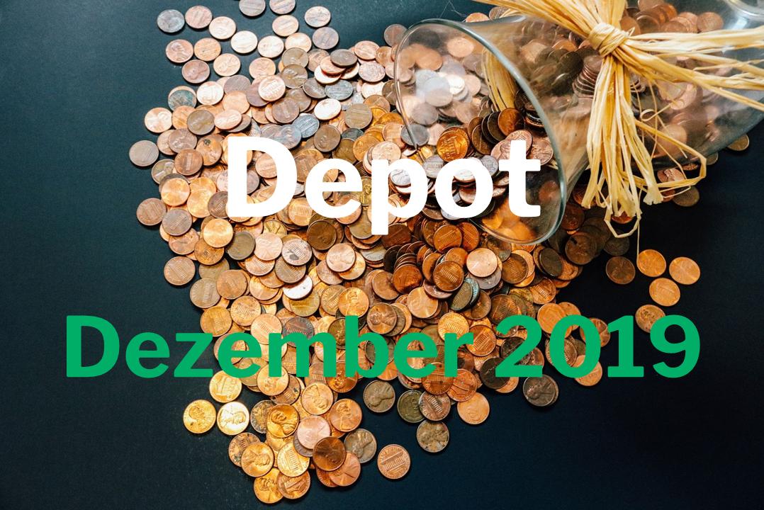 Depotbericht Dezember 2019