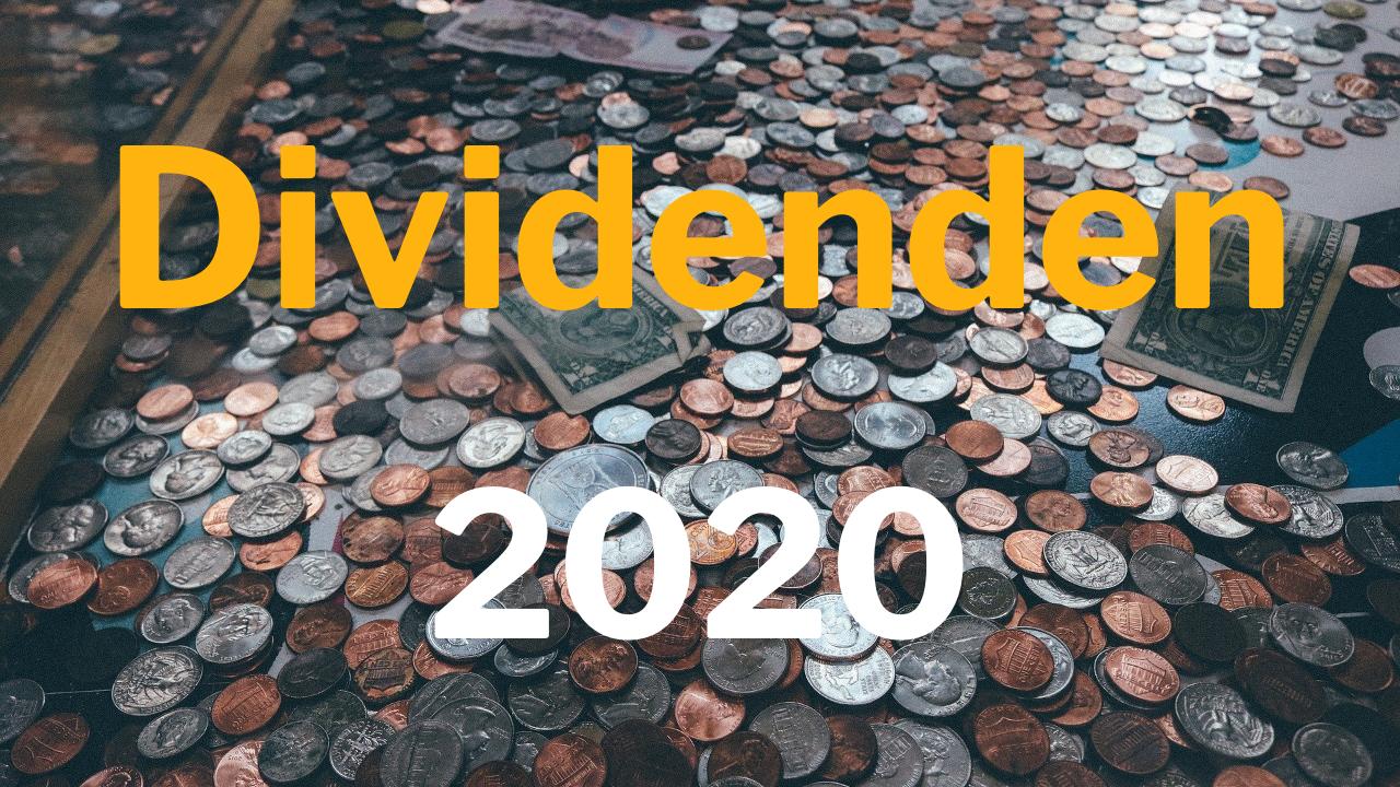 Dividenden 2020