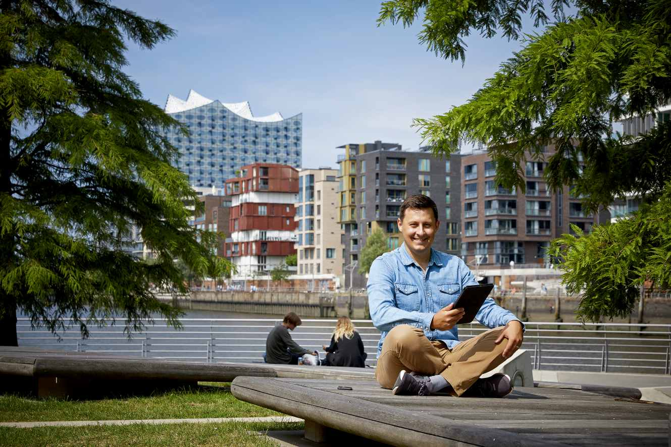 Jung in Rente Profil