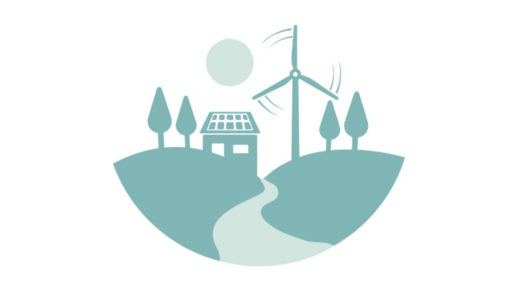 Nachhaltig Investieren Logo
