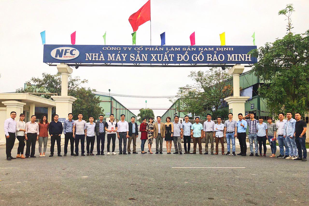Nam Dinh Forest Team
