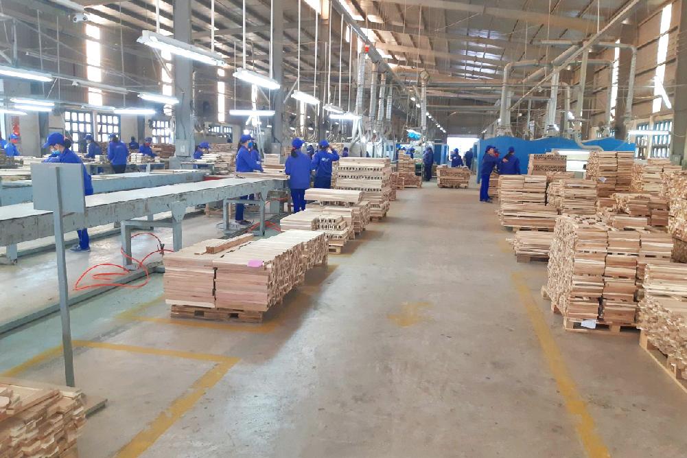 Nam Dinh Forest Fabrik