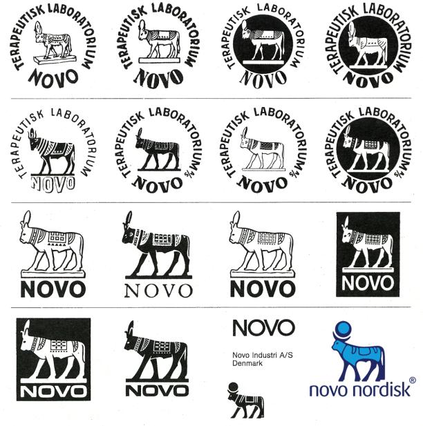 Novo Nordisk Logo History