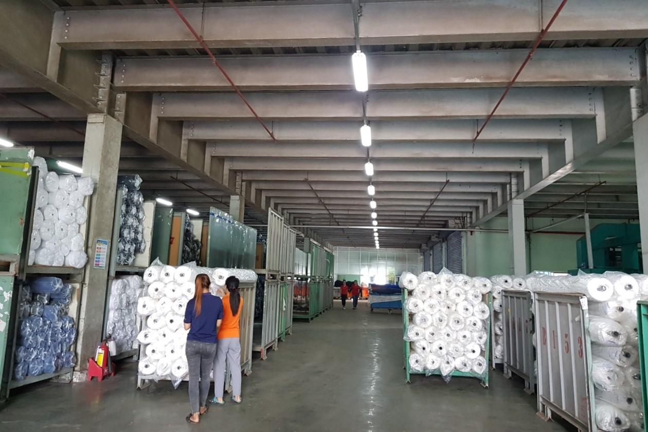 Nachhaltig Investieren: Radiant Produktionsstätte