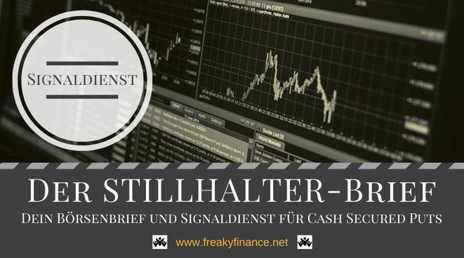 STILLHALTER-Brief