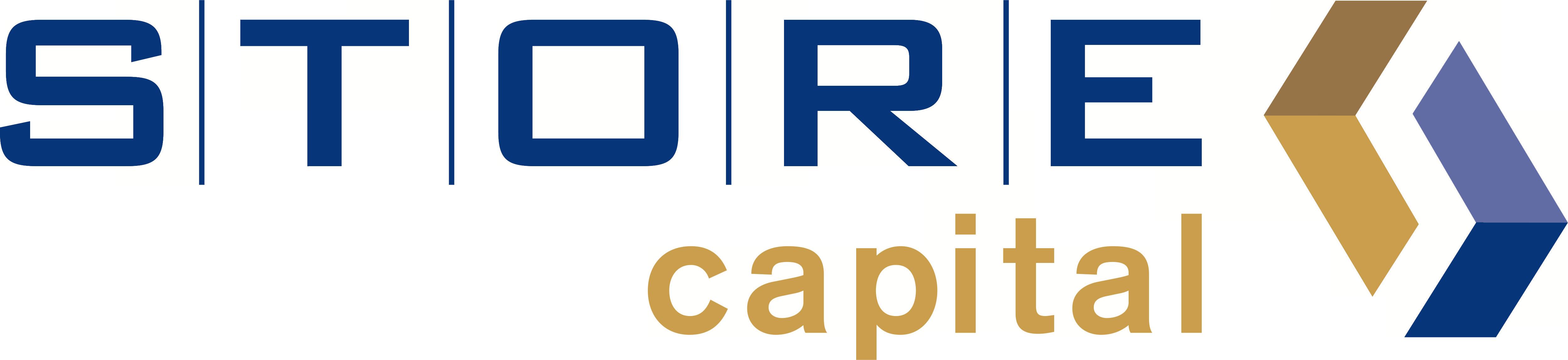 STORE Capital Symbol