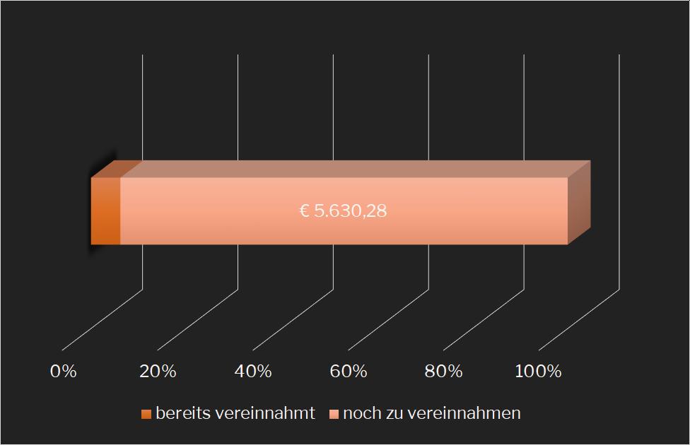 Soll-Ist-Vergleich Einkommen