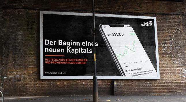 Trade Republic Werbung