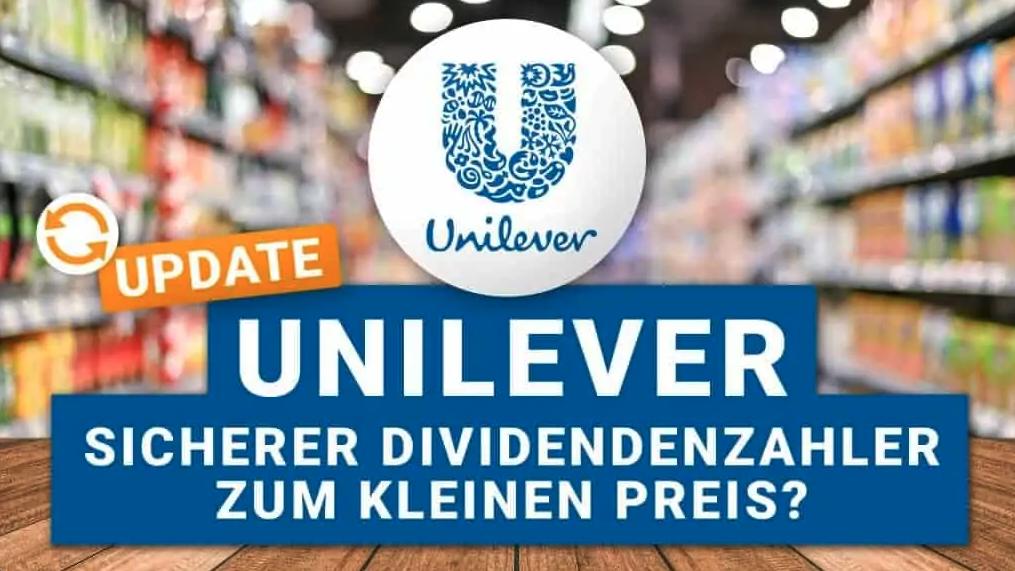 Unilever Aktienfinder