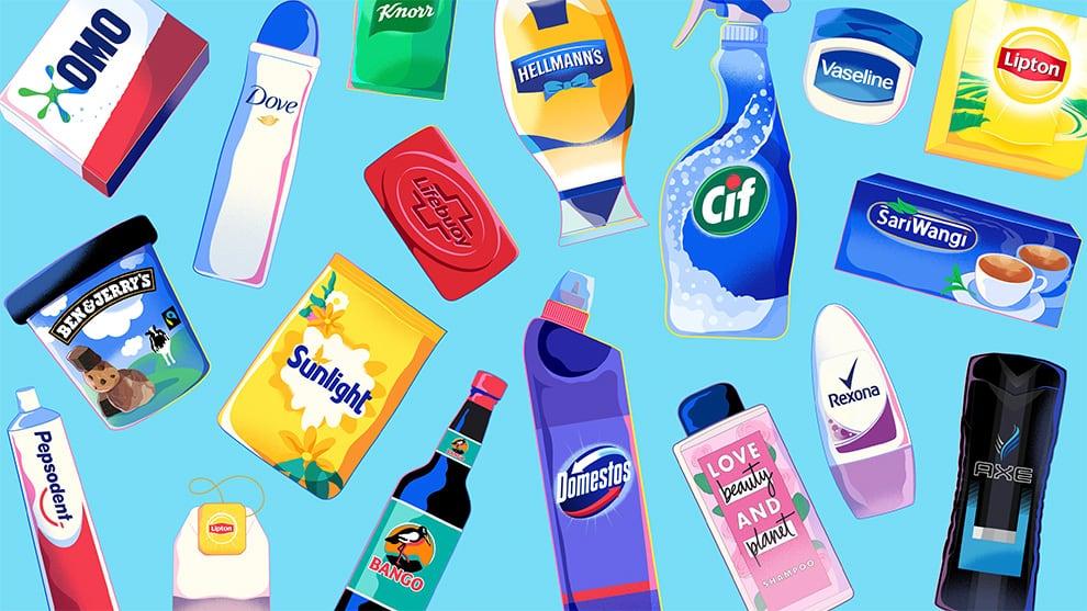 Unilever Markenportfolio