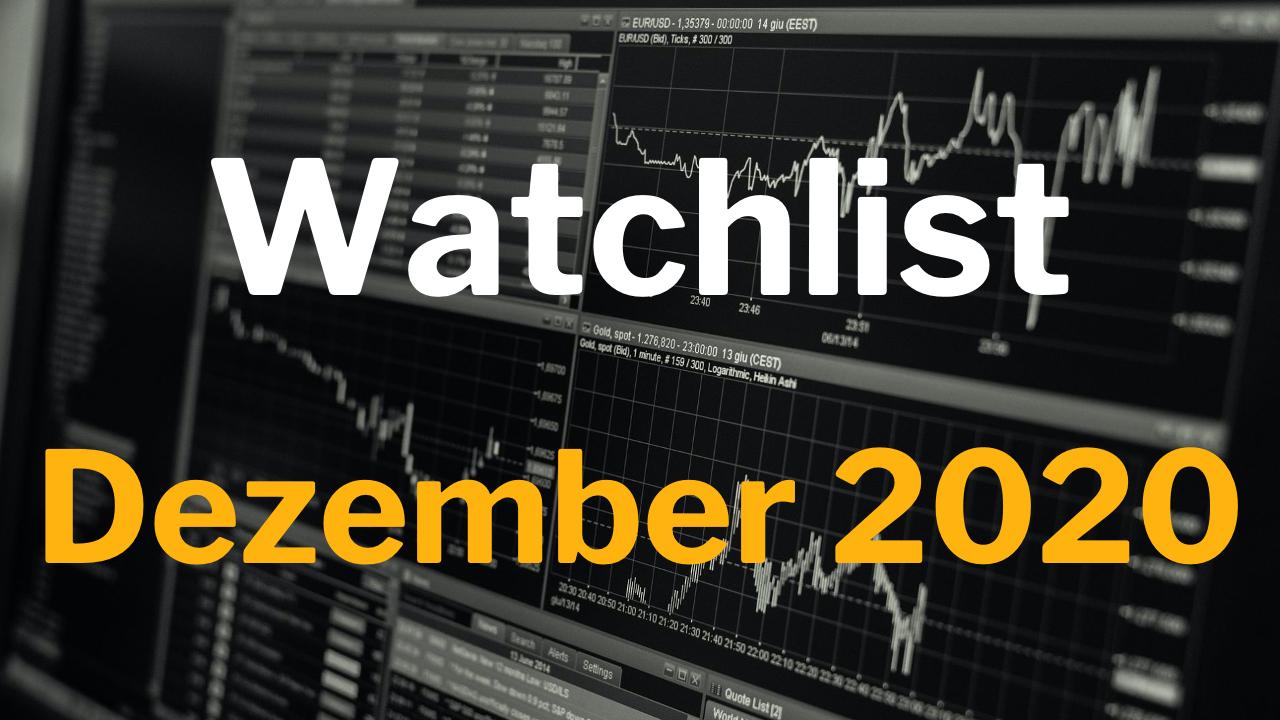 Watchlist Dezember 2020