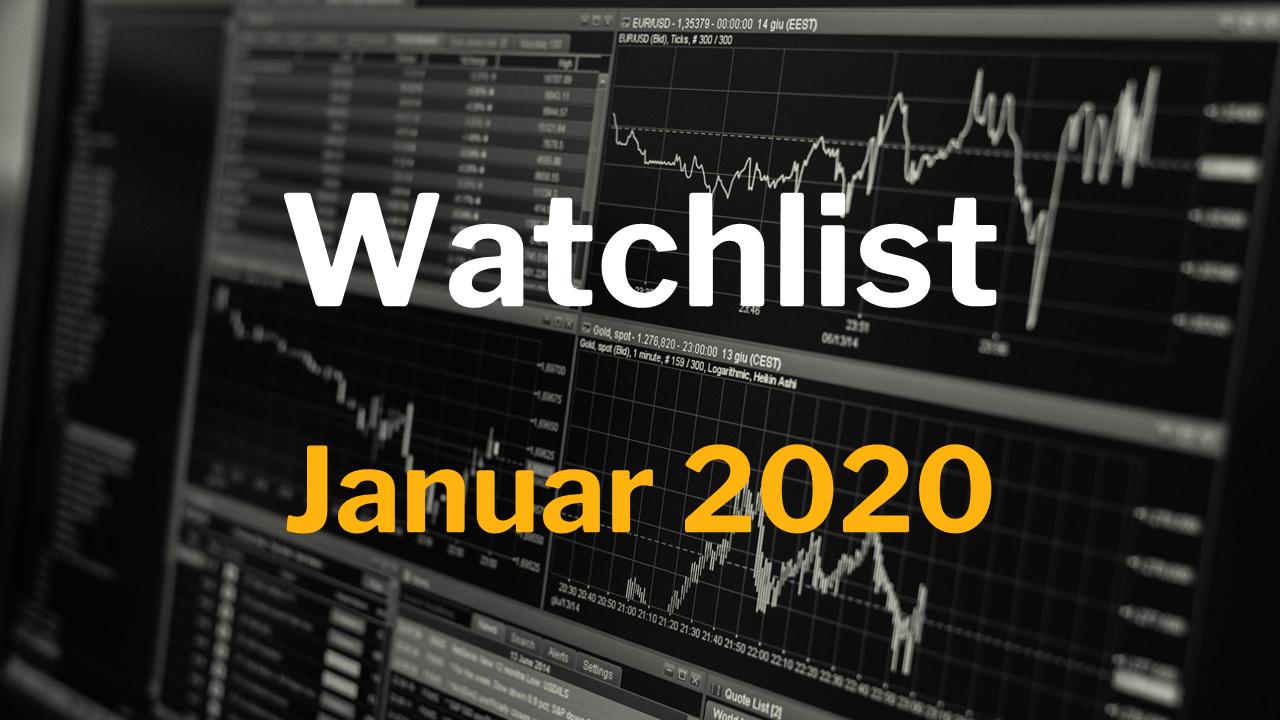 Watchlist Januar 2020