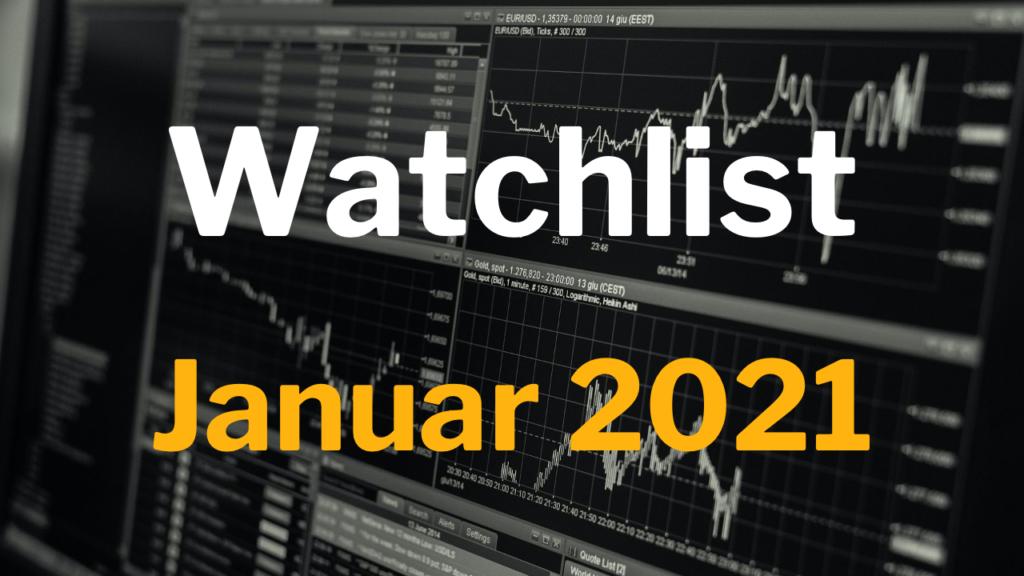 Watchlist Januar 2021