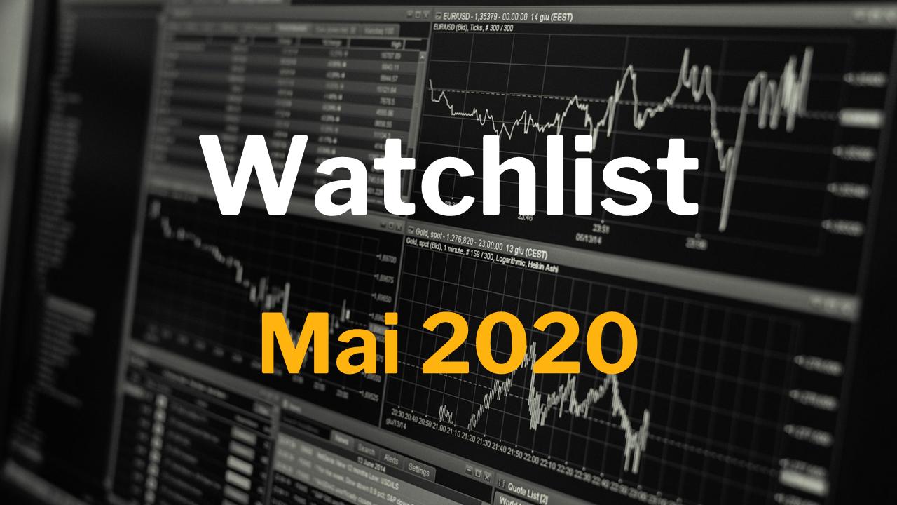 Watchlist Mai 2020