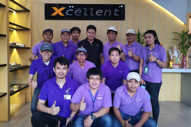 ecoligo Thailand XTH staff
