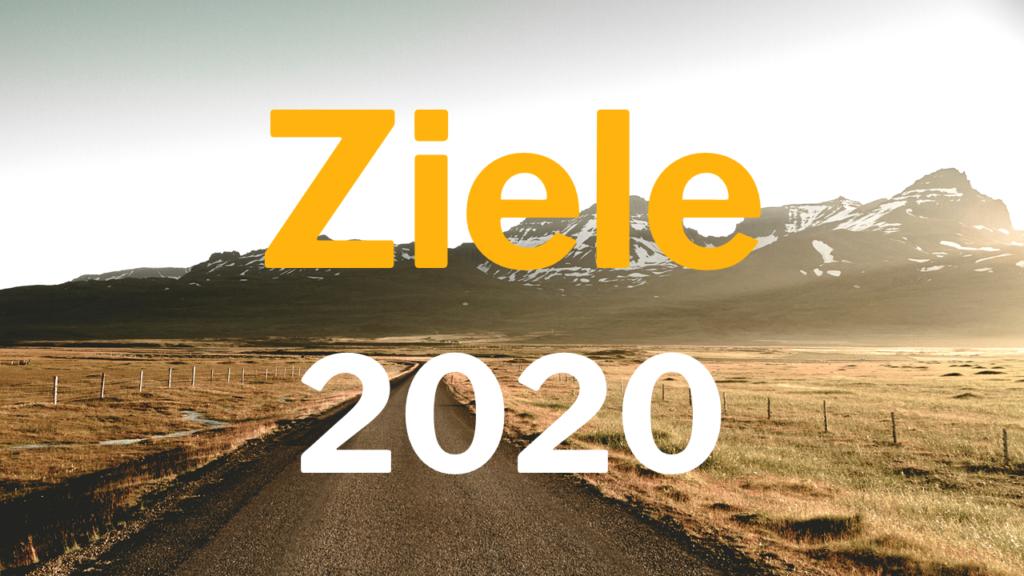 Ziele 2020