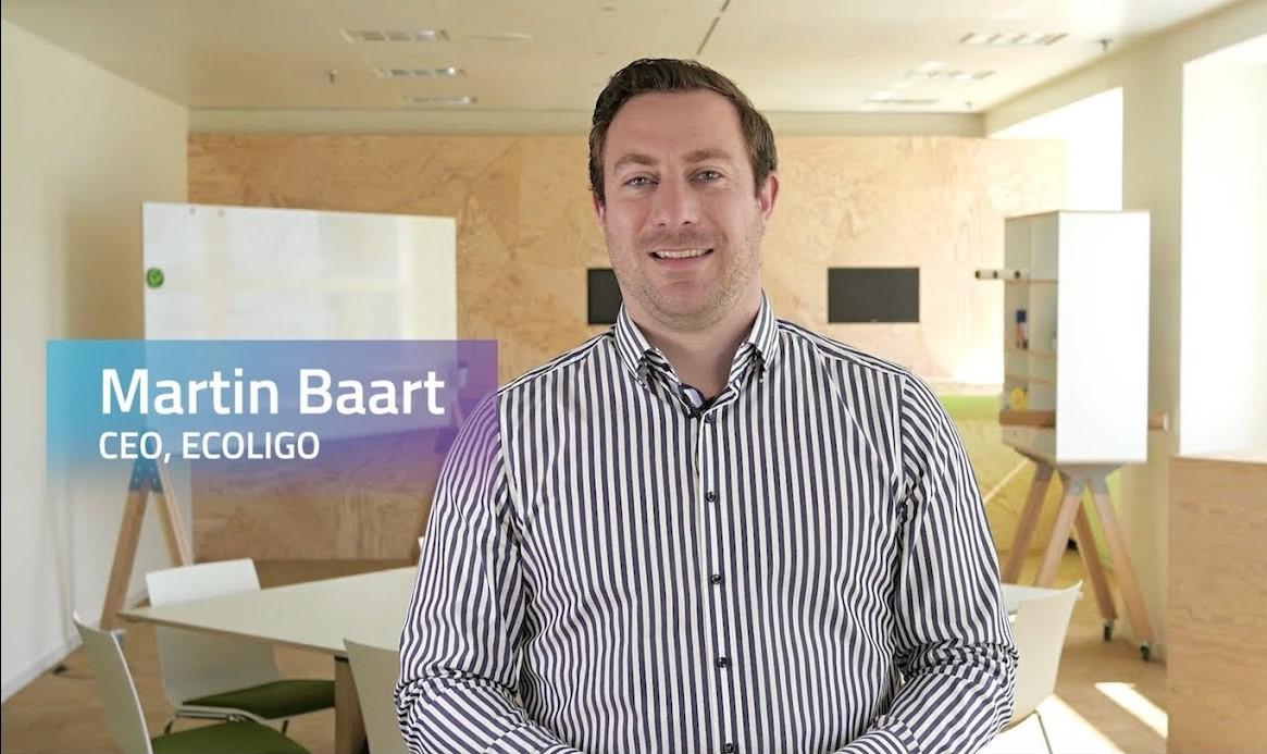 Nachhaltig Investieren: ecoligo Gründer und Geschäftsführer Martin Baart